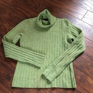 Sarah Spencer Turtleneck Sweater